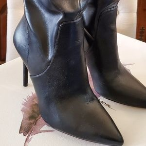 Jessica Simpson mid-shaft slouchie bootie